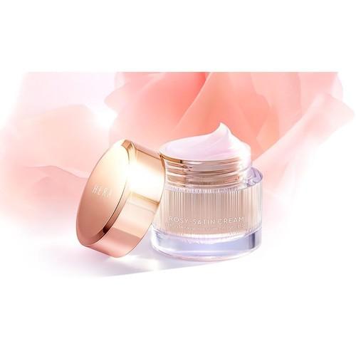 HERA New Rosy Satin Cream 50ml Smooth Skin Moisture Rosy Glow