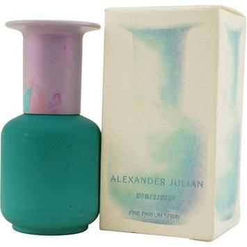 Womenswear By Alexander Julian For Women. Fine Parfum Spray 2-Ounces