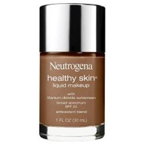 Merchandise 47100798 Neutrogena Healthy Skin Liquid Makeup Foundation, Chestnut