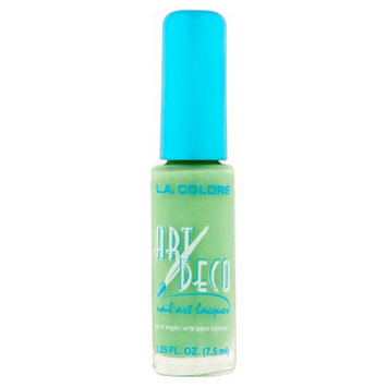 Yulan, Inc. Art Deco Nail Art 925 Limon 0.25 fl oz 75 ml