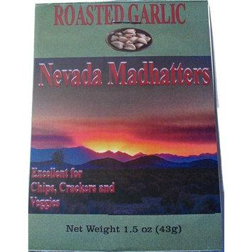 Nevada Madhatters Dip 1.5 Oz. (Roasted Garlic Dip)