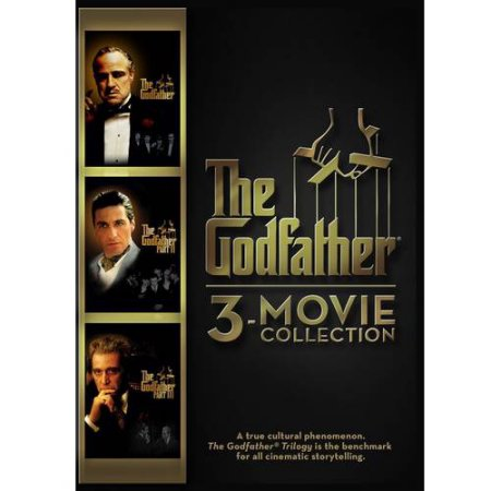 Supplier Generic The Godfather 3-movie Collection