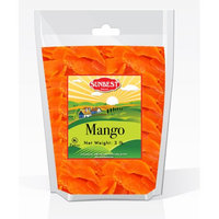 SUNBEST Dried Mango Slices 3 lbs in Resealable Bag