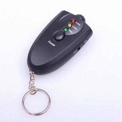 BestDealUSA Keychain LED Alcohol Breath Tester Breathalyzer