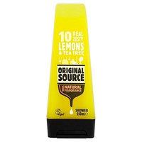 Original Source Lemon Shower Gel 250ml (PACK OF 6)