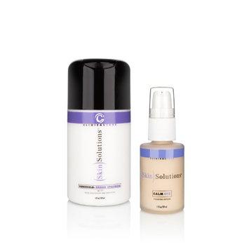 Clinical Care Skin Solutions Sunshield Moisturizing Sunscreen & Calm EFX Healing Serum