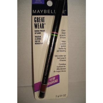 Maybelline Great Wear Budge-Proof Lip Liner, Toast/Braise