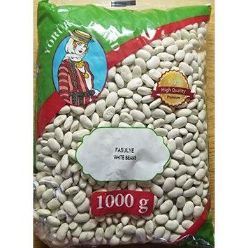Yoruk Dry White Beans Turkish Kuru Fasulye 2.2lb