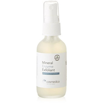 Cosmedica Skincare Mineral Enzyme Facial Exfoliant, 2 Ounce