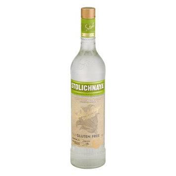 Stoli Group Usa Stolichnaya Stoli Gluten Free Vodka 750ml