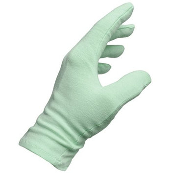 Malcolm's Miracle MEN's XL Moisturizing Gloves Made in the USA Biodegradable Packaging