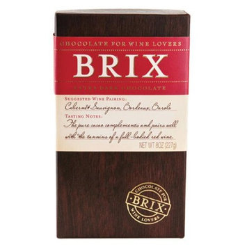True Fabrications 1165 Brix Chocolate For Wine Lovers- Brix Extra Dark