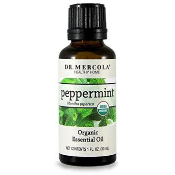 Dr. Mercola Peppermint Organic Essential Oil -- 1 fl oz