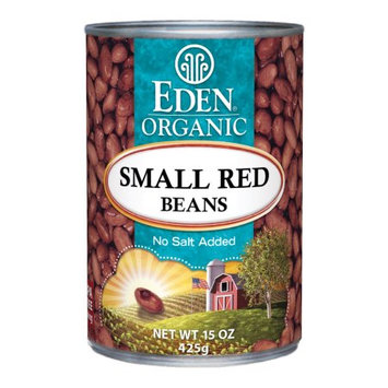 Eden Small Red Beans, Organic, 15 OZ (Pack of 2)
