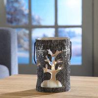 Hg Global, Llc Mainstays Resin Tree Votive Holder