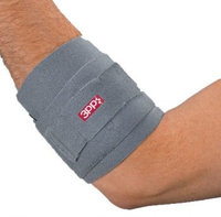 3 Point Products 3pp Elbow Wrap-S/M-Gray