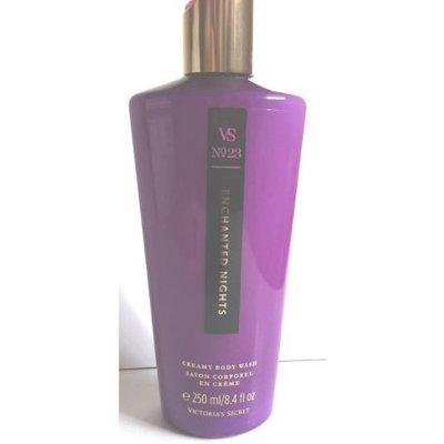 Victoria's Secret Enchanted Nights No. 23 Creamy Body Wash 8.4 Oz