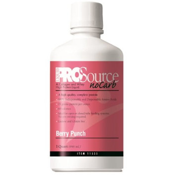 Medical Nutrition USA ProSource No Carb - Berry Punch - 32oz