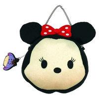 Disney Girls' Minnie Mouse Cross Body Bag - Black