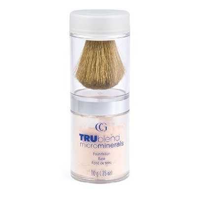 CoverGirl TruBlend Micro Minerals Foundation, Buff Beige 425, 0.35-Ounce Package