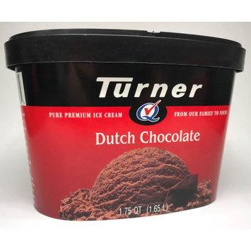Turner Dairies Inc. Turner Dutch Chocolate Ice Cream 56oz