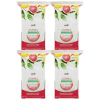 Epielle Vitamin C Make-Up Remover Cleansing Tissues, 60ct (4 pack)