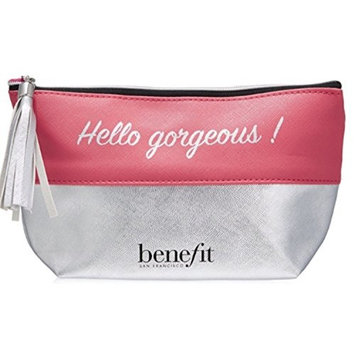 Benefit Cosmetic pouch bag - Hello Gorgeous!