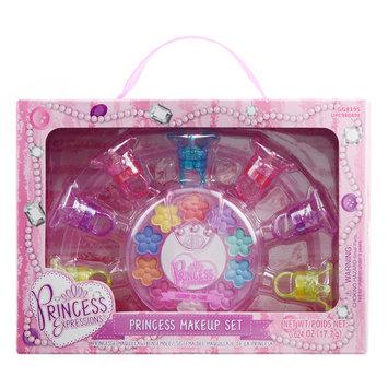 Princess Expressions Princess Makeup 7-Piece Set - Lip Gloss & Eyeshadow