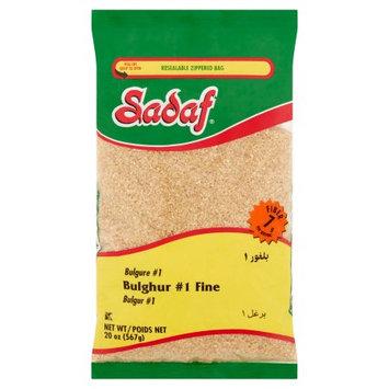 Sadaf Foods. Sadaf Bulghur #1 Fine, 20 oz