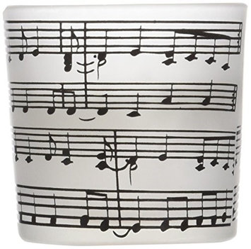 FashionCraft 5471 Musical Note Design Candles