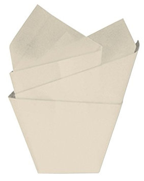 Cr Gibson C.R. Gibson Tissue Paper (Vanilla) - Solid Color