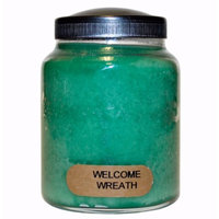 A Cheerful Candle JNB76 JAR BABY WELCOME WREATH - Pack of 2
