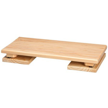 Walter Drake Folding Footrest by OakRidge Accents, Pine