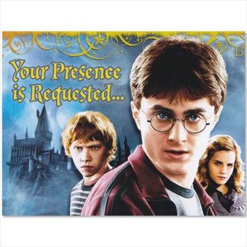 Hallmark Harry Potter Harry Potter Deathly Hallows Invitations