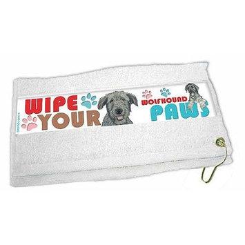Irish Wolfhound Paw Wipe Towel