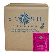 Stash Tea Wild Raspberry Hibiscus Herbal Tea, 100 Count Box of Tea Bags in Foil (packaging may vary)