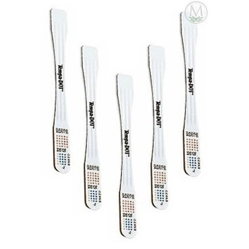 3M TempaDOT Thermometers - Model 5122 - Box of 100
