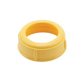 Medela Bottle Collar for Wide Base Nipple [Sold by the Each, Quantity per Each : 1 EA, Category : Breast Pump Accessories, Product Class : Self Care]