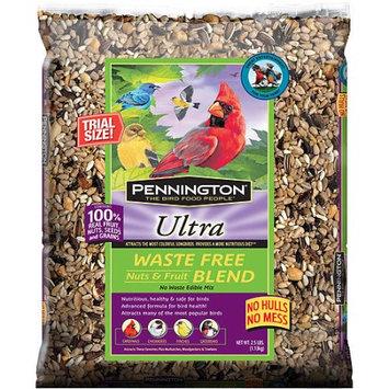Central Garden And Pet Pennington Ultra Waste Free (Fruit & Nut) Blend Wild Bird Feed, 2.5 lbs
