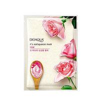 Binmer(TM) Honey Lemon Rose Facial Face Mask Sheet Essence Replenishment Moisture Mask