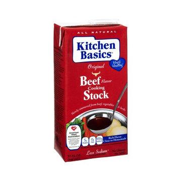 Kitchen Basics Original Beef Stock, 32 OZ (Pack of 2)