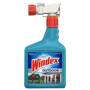 Windex Outdoor Glass & Patio Cleaner, 32oz - 4