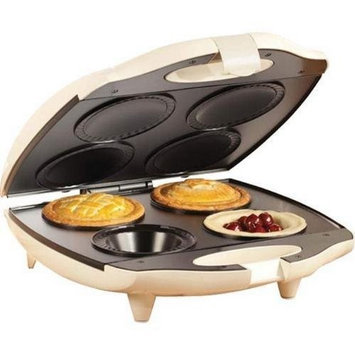 Bella Cucina 4 SLICE PIE MAKER Red