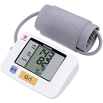 Panasonic EW3106W Upper Arm Blood Pressure Monitor