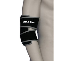 Elbow Ice Pack Soft Brace + Compression for Tennis Elbow Pain relief, Cold Therapy 360º Ice Wrap, Universal Size, Stop Elbow Pain Fast, Elbow Icing Recommended by Ortho MDs as Safe and Effective. USA