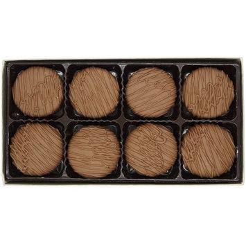 Philadelphia Candies Milk Chocolate Covered Mint Creme OREO Cookies, 8 Ounce