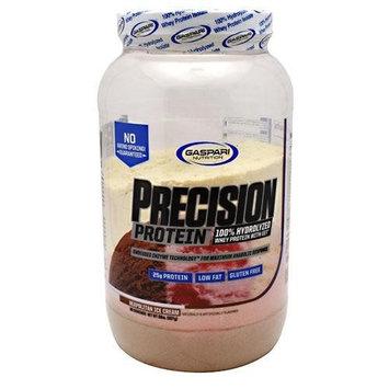 Gaspari Nutrition Precision Protein 100 % Hydrolyzed Whey Protein, Blueberry Muffin, 4 Lb