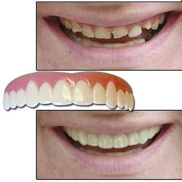 Imako Cosmetic Teeth Novelty Smile Overlay, Bleached, Small