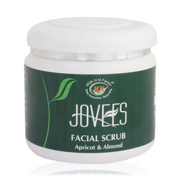 Jovees Facial Scrub, Apricot And Almond, 400g by Jovees