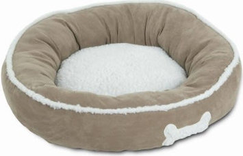Doskocil Petmate Round Pet Bed - 22 in. - Assorted Colors